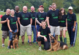 German Shepherd Conformation Show
